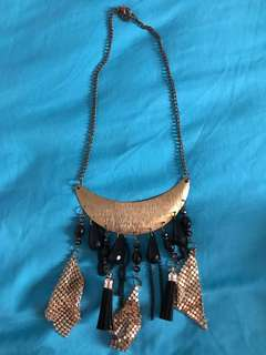 Euro/ egypt Inspired Necklace