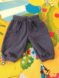 Fox Baby Blue Pants 3-6M
