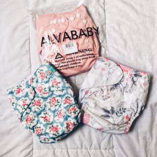 Alva Baby Cloth Diaper