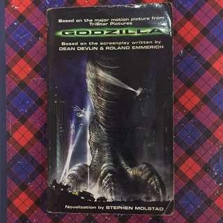 Godzilla - Novel bahasa Inggris