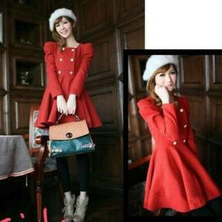 Winter coat baju dingin jaket sweater