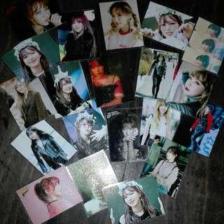 RED VELVET Wendy Photocard Replicas