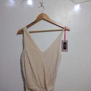 Body suit (Beige)