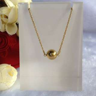 Bangkok Gold 10k Round Necklace Not Pawnable