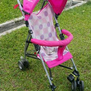 Stroller buggy sweet cherry
