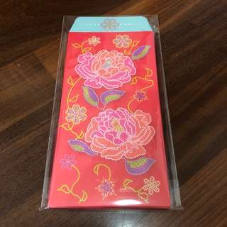 2018 Flowers Red Packets. Limited Edition