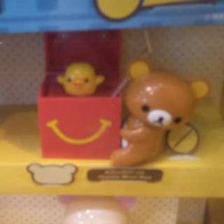 McDonald's Rilakkuma toy