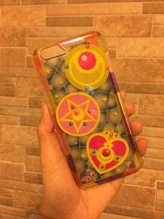 美少女戰士iPhone 6/6s/7/8case