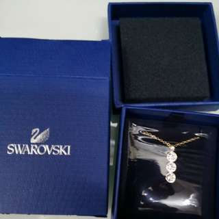 Swarovski necklace 施華洛世奇頸鏈 產品編號: 5101350
