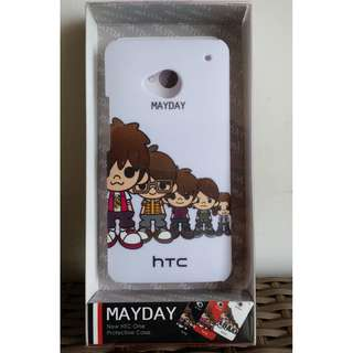 五月天 MAYDAY NEW HTC ONE 電話保護殼