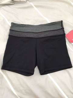Lululemon Reverse Groove Shorts- CAN 6