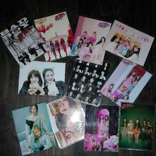 RED VELVET Group Photocard Replicas