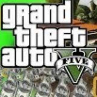 GTA 5 ACCOUNTS CHEAP. (pc)