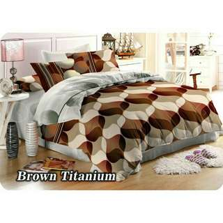 Sprei fata king B4