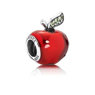 Pandora Charm Snow White Apple