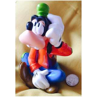 Disney Thinking Goofy - 5.5 inches tall