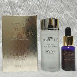 Korea's MISSHA Time Revolution Kit (Authentic)