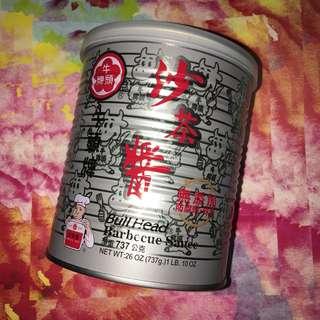 牛頭版沙茶醬 737g