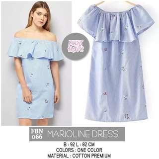 FBN066 MARIOLINE DRESS