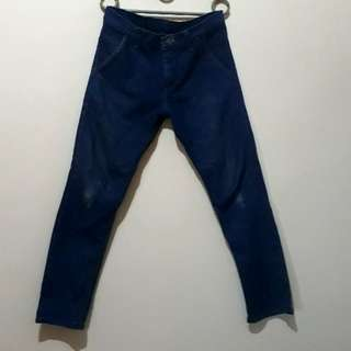 Celana jeans dust cover original