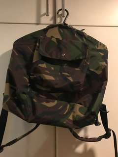 Japan Camoflage Backpack