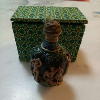 Snuff Bottle -Rare unique perfume bottle