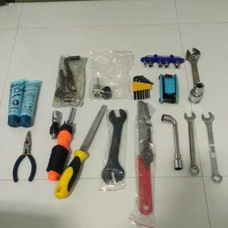 Bicycle related tools