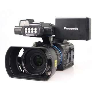 Panasonic full-HD camcorder HC-PV100 - Kredit Dp ringan tanpa CC
