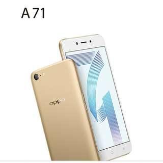 Oppo A71 cashback bisa cicilan proses cepat