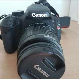 Canon EOS 600D/REBEL T3I