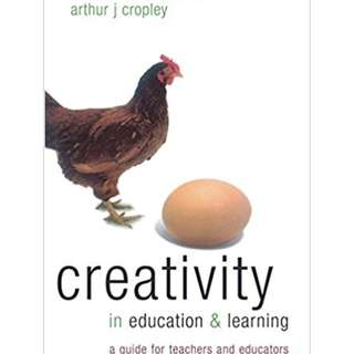 Creativity in Education & Learning 1st Edition Ebooks