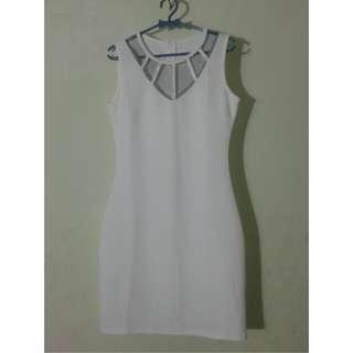 Dres putih pendek