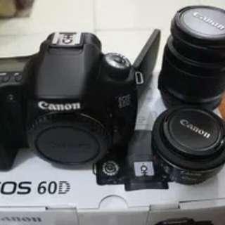 Camera Canon EOS 60D NEW