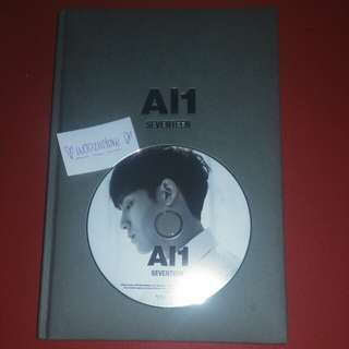 (READY STOCK) Seventeen Al1 Mingyu CD