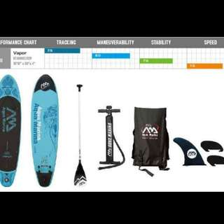 PADDLE BOARD VAPOR (INFLATABLE)