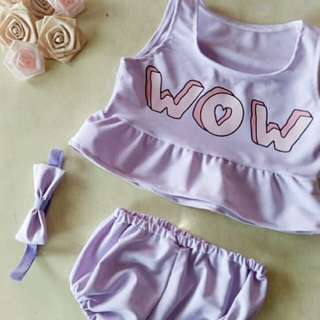 SWIMSUIT SET TERNO