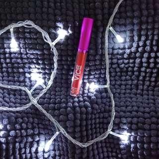 Vice cosmetics liquid lipstick (Achuchuchu)