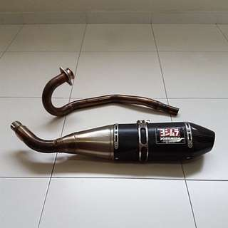YOSHIMURA RS-4J Cyclone Full System for Honda CRF 250L