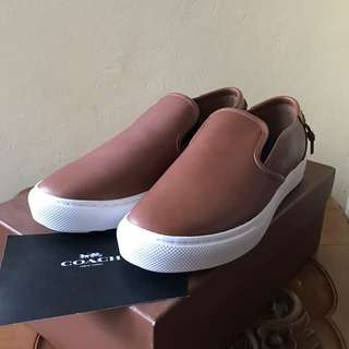 Coach Men Union Slip On