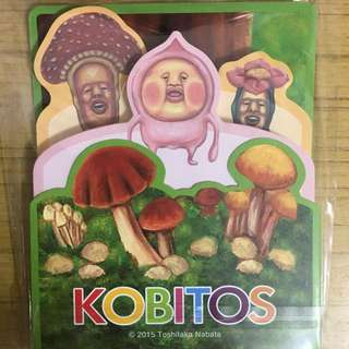 Kobitos 醜比頭 Memopad (全新)