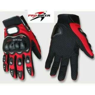 Sarung tangan motor probiker original