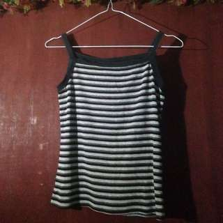 Sleeveless stripes