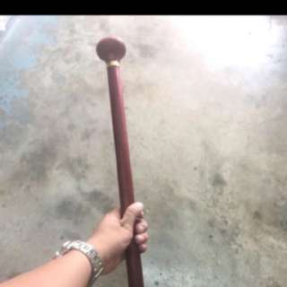 {FS138} Raja Kayu Walking stick tongkat