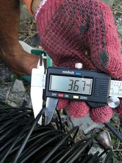 Kawat las HDPE 4mm