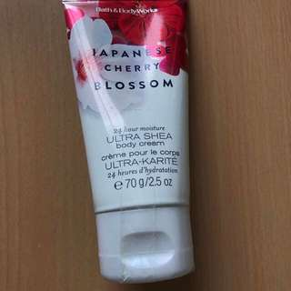 Bath and Body Works Japanese Cherry Blossoms
