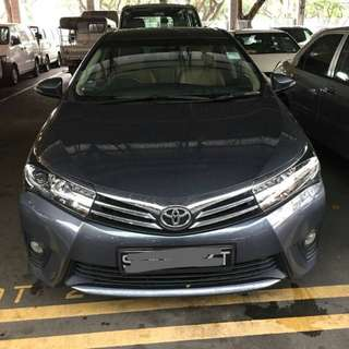 Toyota Altis 1.6AT