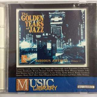 Cd 2 Jazz Golden Years