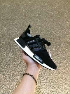 Mastermind Japan x Adidas NMD R1 Mesh Black