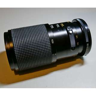 Tamron 35-135mm f3.5-4.5 macro (40A)