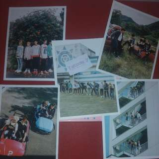 (READY STOCK) Seventeen Boys Be (Seek) Postcard